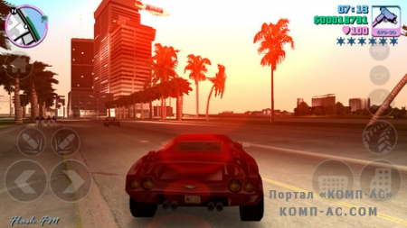 Вышла Grand Theft Auto: Vice City: Anniversary Edition для Android и iOS